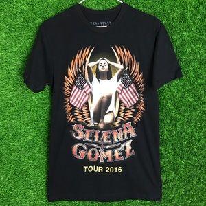 Selena Gomez Revival Tour 2016 Shirt Music Band